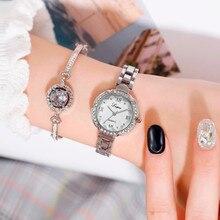 SYNOKE Ladies Delicate European Beauty Simple Casual Fashion Bracelet Watch Suit Luxury Watches Female Quartz watch suit 7.16