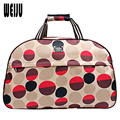 2017 New Women Travel Bag Large Capacity Men Travel Duffle Bags Waterproof Polyester Traveling Bag YA0263 5.23-7