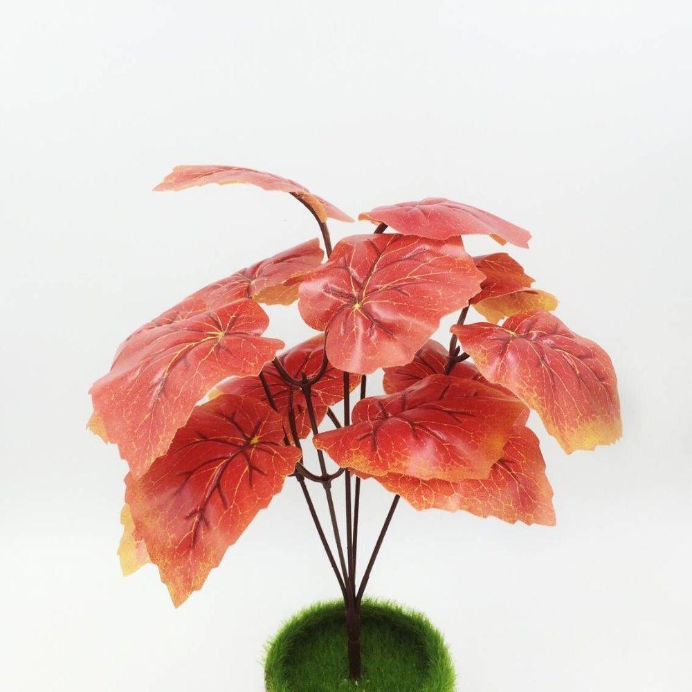 5 Newsycamore Leaf Artificial Bonsai Tree For Sale Floral Decor  Simulation Flores Artificiais Desktop Display Of Fake Plant
