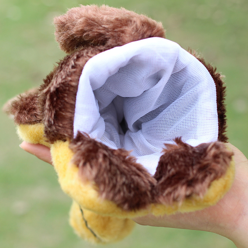 Hand-Puppets-Plush-Puppets-Elephant-Cow-Cat-Mouse-Monkey-Plush-Doll-Children-Educational-Toys-Brinquedo-Marionetes-Fantoche-4
