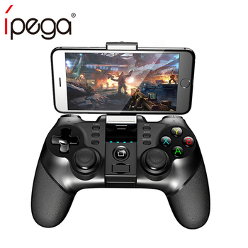 Ipega 9077 Game Pad Bluetooth Gamepad Pubg Controller Mobile Trigger Joystick For iPhone Android Cellular Phone Mobil PC Console