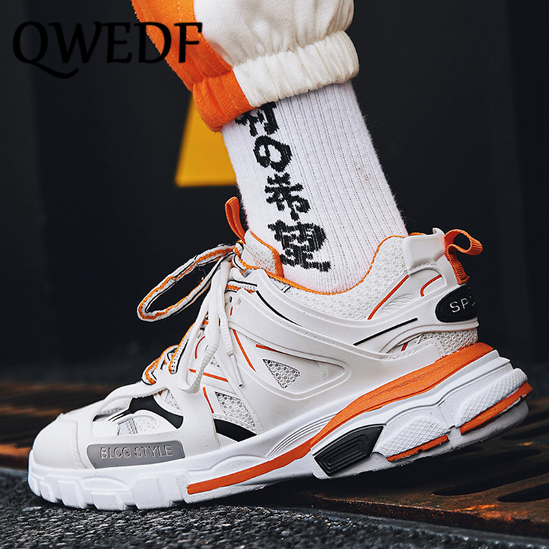 Initiative Qwedf Spring Autumn Sneakers Shoes Men 2019 New Casual Shoes Trend Fashion Design All-match Old Shoes Zapatos De Hombre Mj-10 Men's Casual Shoes