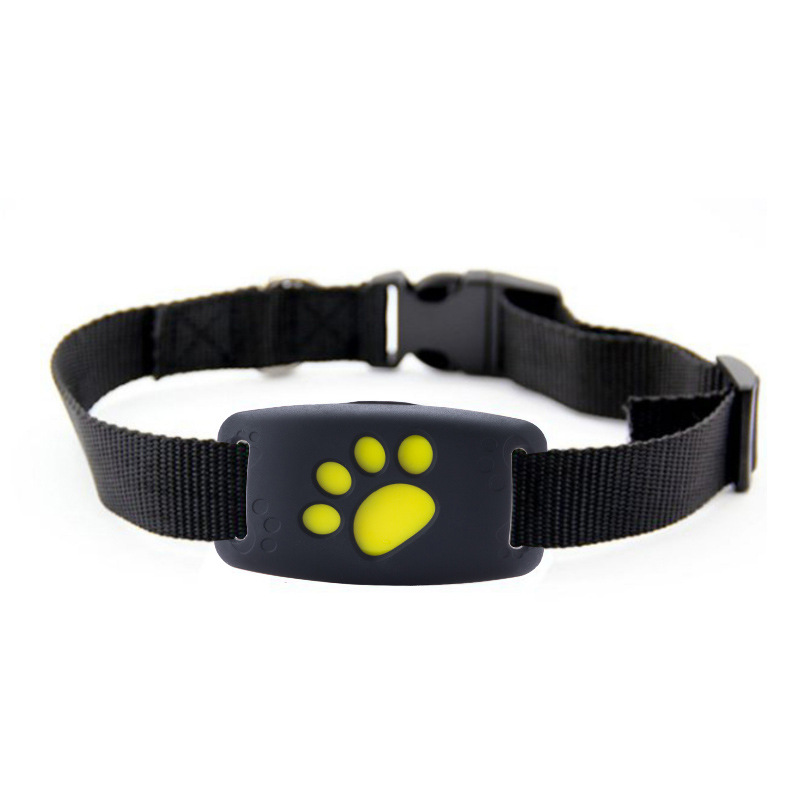 New arrival Mini Pet Tracker Pet GPS Locator GPS Tracker Collar Smart Pet Locator Collar with best prices by factory supply reachfar rf v40 wi fi gps pet tracker blue