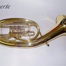 Желтая латунь баритон 4 клапана баритон Рога инструменты с Foambody чехол и мундштук, музыкальные инструменты профессиональный