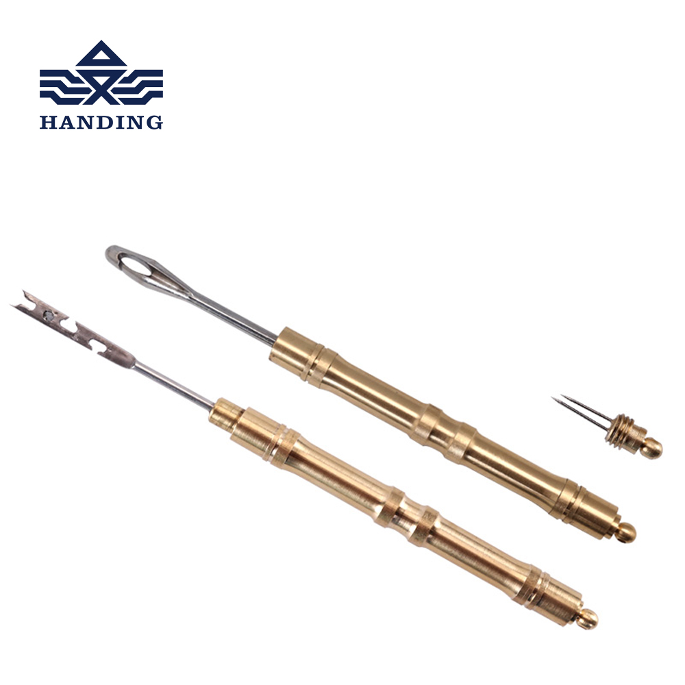 DOAO quality copper Fish Hook Detacher Remover Unhooking Device Extractor Portable Fishing Tool Accessories Fishing supplies