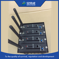 4 Port Bulk SMS GSM MOdem Pool Q2406B