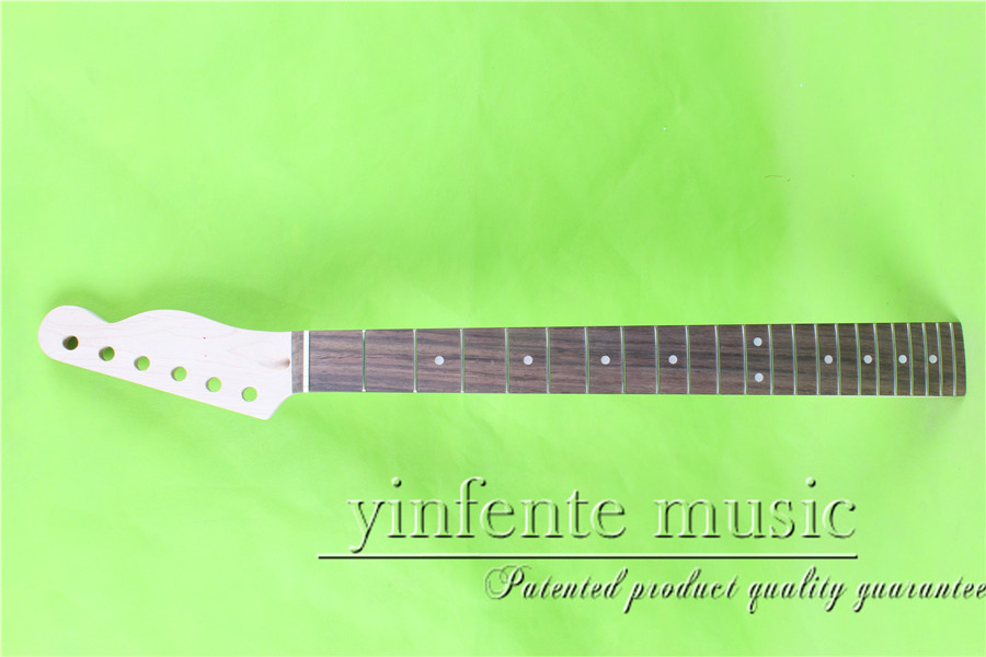 T-00119#    25.5 Electric guitar neck rosewood     fingerboard fine quality  22 fret россия 00119 220 шк времена года