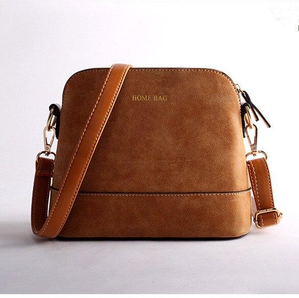 5f2a82c0a1c7 Women s Vintage Messenger Bag Ladies New Style Shell Bag Lovely Shoulder Bag  High Quality Handbag Female Cute Crossbody bag