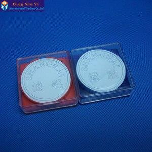 Image 3 - 50pcs/lot 0.45um or 0.22, 50mm Organic filter membrane Nylon Membrane for Solvent Oil Acetate cellulose membrane