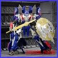 МОДЕЛИ ВЕНТИЛЯТОРОВ weijiang TF Optimus Prime оп 31 см высокие металлические золото Поколения Класс Лидер фильм версия freeshipping