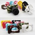 Nice Soft Silicone Rubber Camera Protective Body Cover Case Skin Camera case bag for Canon EOS M3