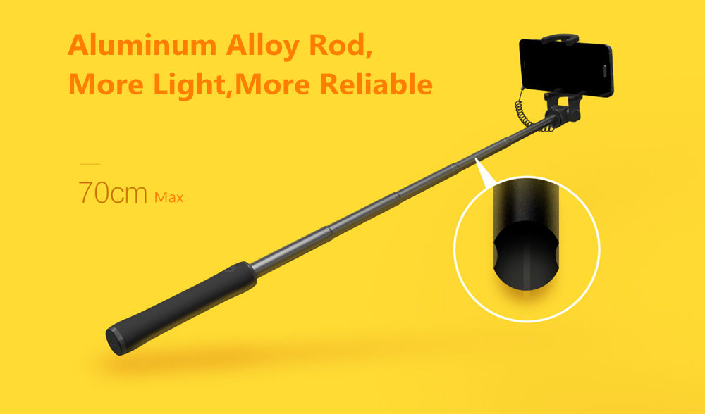 Newest Xiaomi Monopod Mi Selfie Stick Bluetooth Tripod With Wireless Remote 360 Rotation FlexiableWired Version Android 4.3 IOS (18)