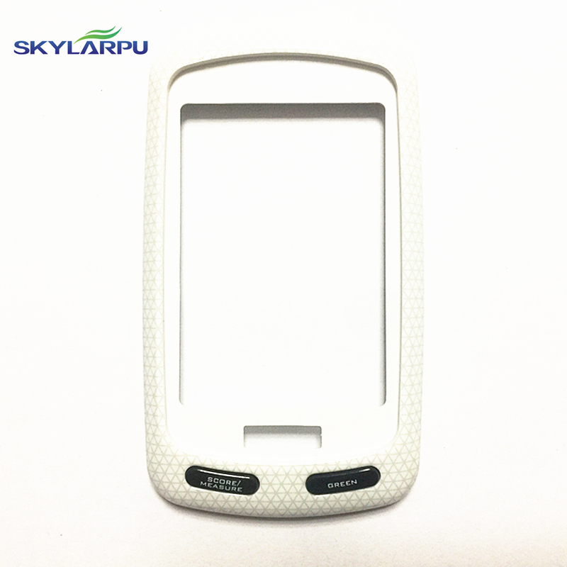 skylarpu original Front case for GARMIN Approach G7 Golf Handheld GPS front housing (without touchscreen) Repair replacement gps туристический garmin approach g7 010 01230 01