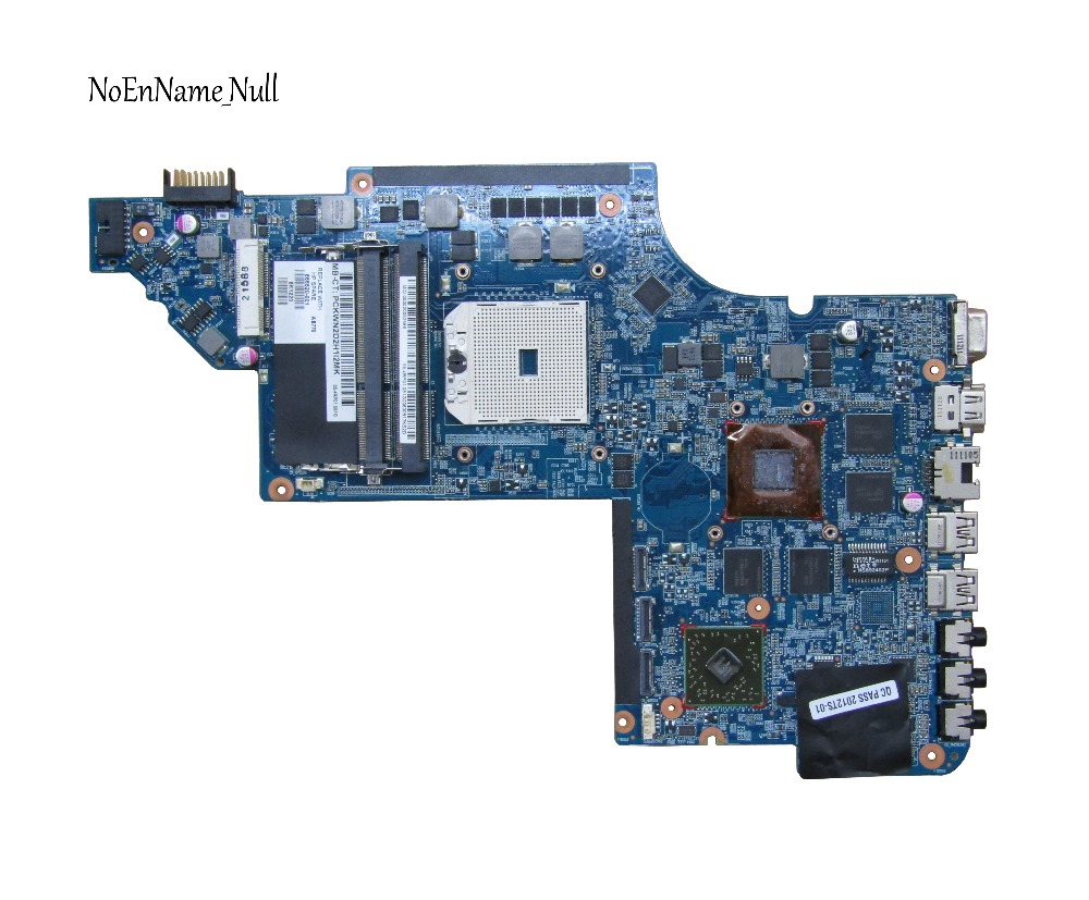 Free Shipping, 666520-001 For HP DV7 DV7-6000 Laptop Motherboard A70M HD6750/1G,100% Fully Tested And Good Working Condition!!