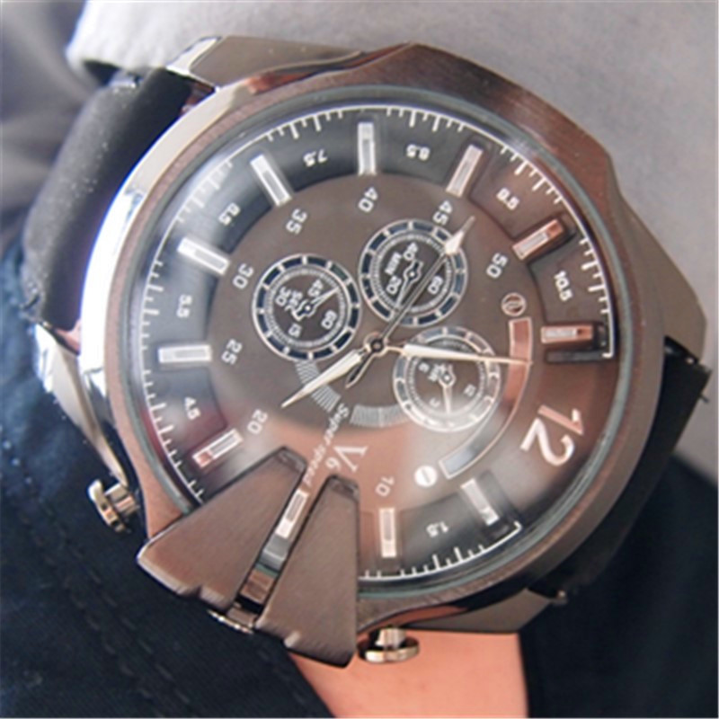 popular mens large face watches buy cheap mens large face watches mens large face watches