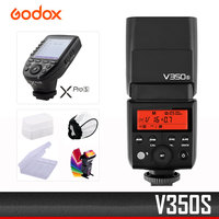 GODOX V350 S For Sony mirrorless digital camera A7R External high speed TTL lithium battery SLR camera Hot shoe Top flash