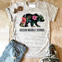 цена на tees mama bear tops farms clothes rose print be kind womens easter shirt he is risen tshirt easter tee women 2019 christian