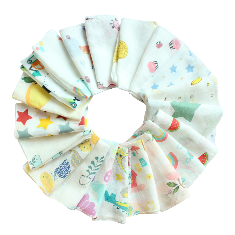 Baby Bibs Cotton Bandana Bibs Infant Babador Saliva Bavoir Towel baberos bebes For Newborn Baby Girls Boys