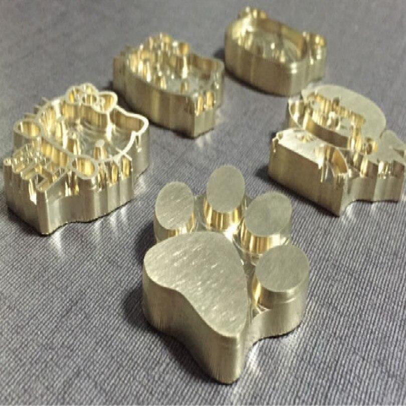 1000 Type Metal Mold Heat Press Machine Template Embossing Machine Hot Stamping Machine Branding Iron Model Free Shipping