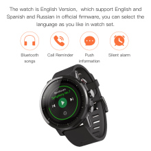 Amazfit Stratos Bluetooth Music GPS 11 Kinds Sports Modes 5ATM Waterproof Smart watch