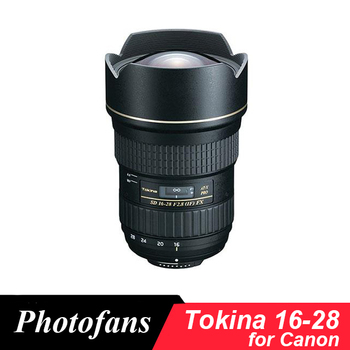 Tokina 16-28 AT-X 16-28mm f/2.8 Pro FX Lens for Canon 6D 5D2 5D3 5D4