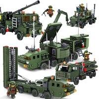 KAZI military compatible legoed ww2 vehicles tanks world war 1 2 model building kits blocks cannon figures missile weapons truck