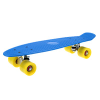 Street Outdoor Sports Skateboard Lightweight Plastic Four wheel Outdoor Double Concave Deck for Longboard For Adult or Children