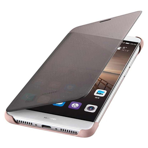 Image 5 - Huawei Original Smart Phone Case View Cover Flip Case For Huawei Mate9 Mate 9 Housing Sleep Function intelligent Phone Case