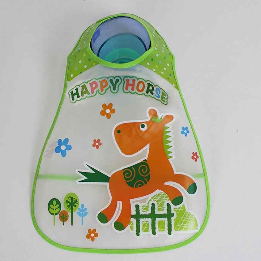 NIEUWE Baby Peuter Kids Jongens Meisjes Waterdicht Voeden Schort Speeksel Handdoek Bib Kiel Nuttig Pasgeboren Slabbers Infantil Kids Shawl