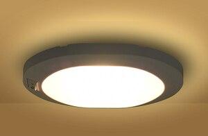 Image 5 - 4W LED sufitowe światło kopuły plastikowe owalne lampy sufitowe do 12V łódź morska akcesoria do samochodów kempingowych