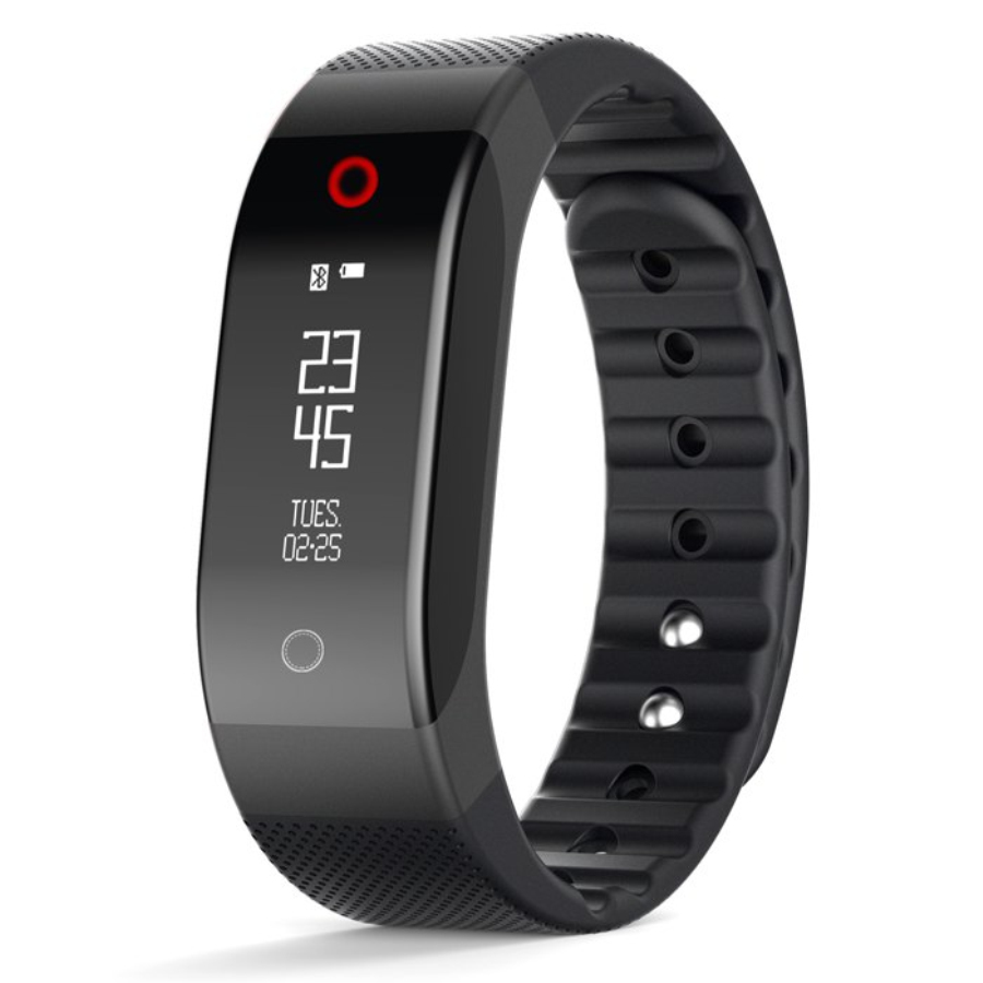 New SMA Band Bluetooth 4.0 Smart Wristband Heart Rate ...