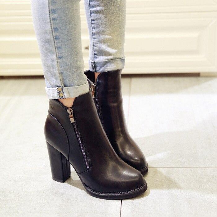 696ce334edb Je veux trouver des bottes femmes de qualités pas cher ICI Boots femme a  talon