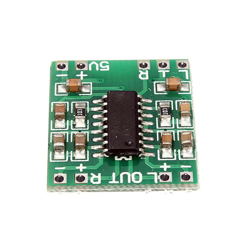 5Pcs PAM8403 Audio Module DC 5V Mini Class-D digital amplifier board LCD TV