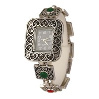 Wholesale Jewellery Mix Lots Bracelet 2015 Fashion New Openwork Hearts Vintage Watch Resin Knot Watch Jewelry
