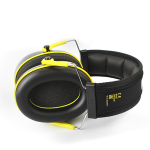 Image 5 - UVEX K2 عازلة للصوت غطاء للأذنين الحد من الضوضاء 32dB SNR قابل للتعديل عقال العمل الصناعي النوم السفر عازلة للصوت