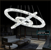 Modern LED Crystal Pendant Lights Living Room Bedroom Lamps Cristal Lustre Lighting Pendant Home Lighting Fixtures