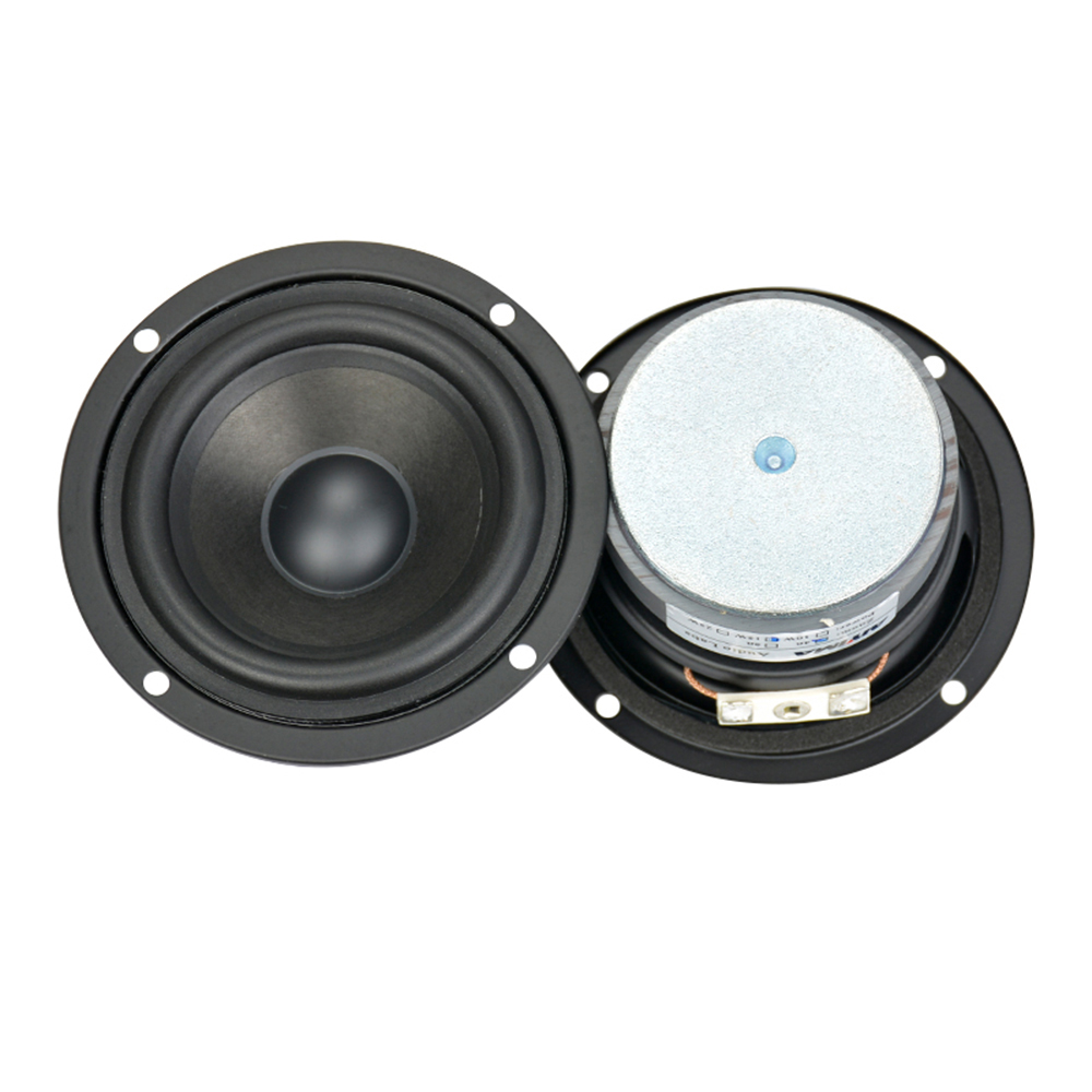 Aiyima 2Pcs 3Inch Audio Portable Speakers 4Ohm 15W Hifi Speaker Tweeters Full Range Stereo loudpeakers hifi 3000watts powerful home system audio horn driver tweeter full speaker hot sale hi end box audio driver super tweeters