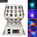 12*3w Led Effect Light DMX512 Stage Light DJ/Fest/Home / Bar /Stage /Party Light Led Stage Machine Led Light