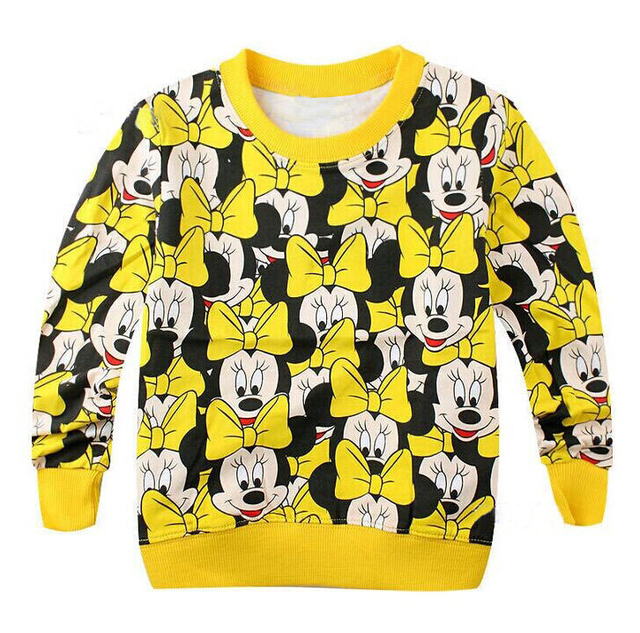Kids Cartoon Sweater
