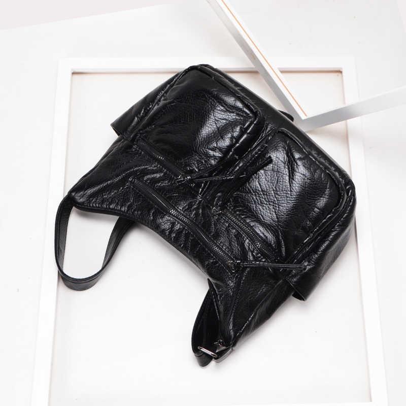 Новый burlie для женщин курьерские Сумки Высокое качество крест средства ухода за кожей роскошные сумки мягкие промывают из искусственной кожи Женский плеч