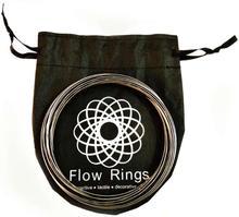 Magic Ring Toroflux Kinetic Spring For Fun Outdoor