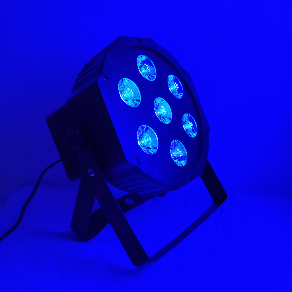 2019 High Quality Excellent Price Value For Money Led Par 7x9w Tri-rgb Light Led Par Light Wash Effect