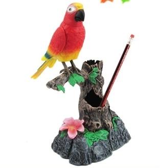 Творческий дети моделирование акустическая электрическая игрушка птица может петь и танцевать будет подлинный игрушка птица называется перемещение