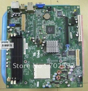 Original desktop motherboard for dell Dimension C521 pn HY175 FP406