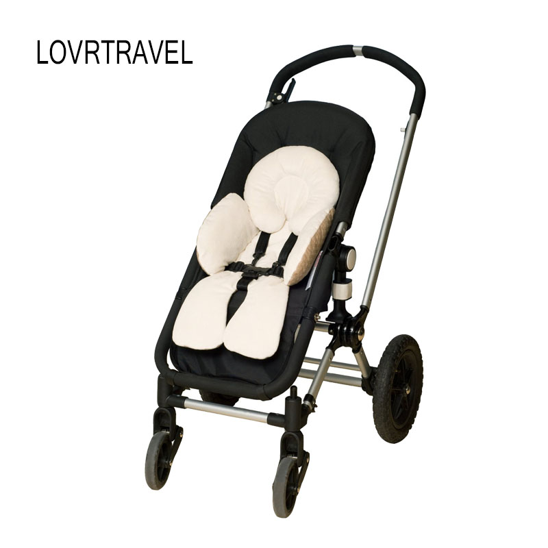 LOVRTRAVEL Baby Multi Purpose Trolley Comfortable Cushion Dual Adjustable Air Car Portable Safety Cushion 0-1 Year Old
