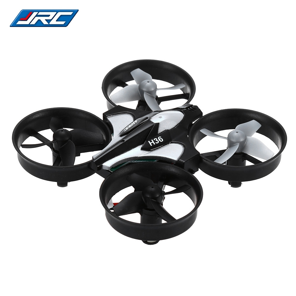 Original JJRC H36 Mini RC Drone 6-Axis 4CH RC Helicopter Headless Mode Quadrocopter Best RC Toys For Children VS JJRC H36 H48