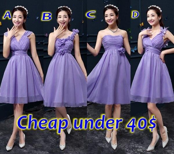 Popular Wedding Colors Bridesmaid Dresses-Buy Cheap Wedding Colors ...