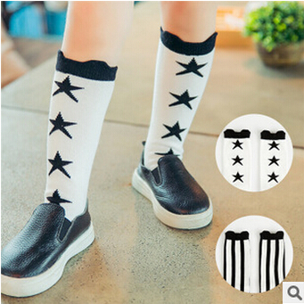 2016 meia infantil meias bebe infant cotton socks boy kids baby girls socks girl boot socks knee high socks leg warmers