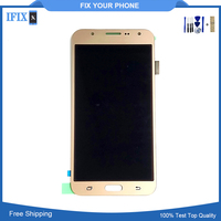Can Adjust Brightness Copy Lcd For Samsung J7 Touch Lcd Screen Assembly J700 Mobile Phone Display