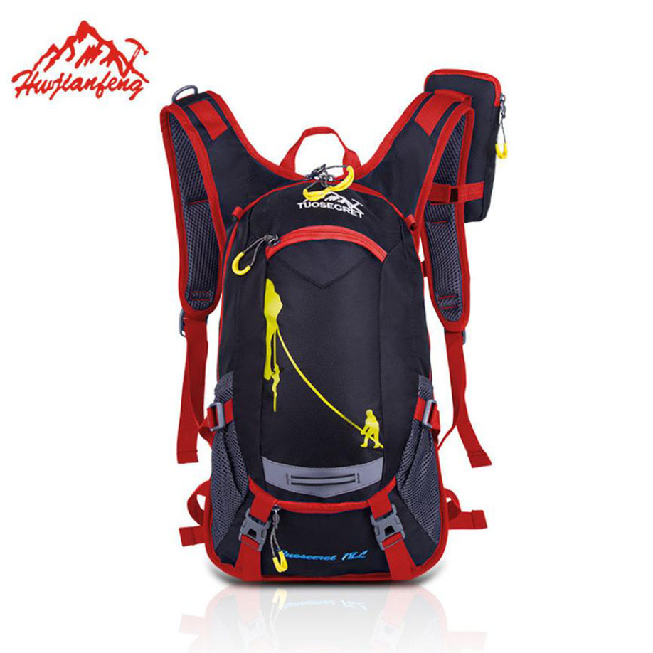 Cycling Life Outdoor Sports Useful Bicycle Bags 15L Bicycle Cycling Rucksack Backpack Hydration Pack Helmet Water Bladder Bag